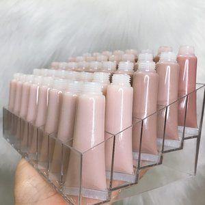 Naked Nude Lip gloss - Nude Lip Gloss Vitamin E